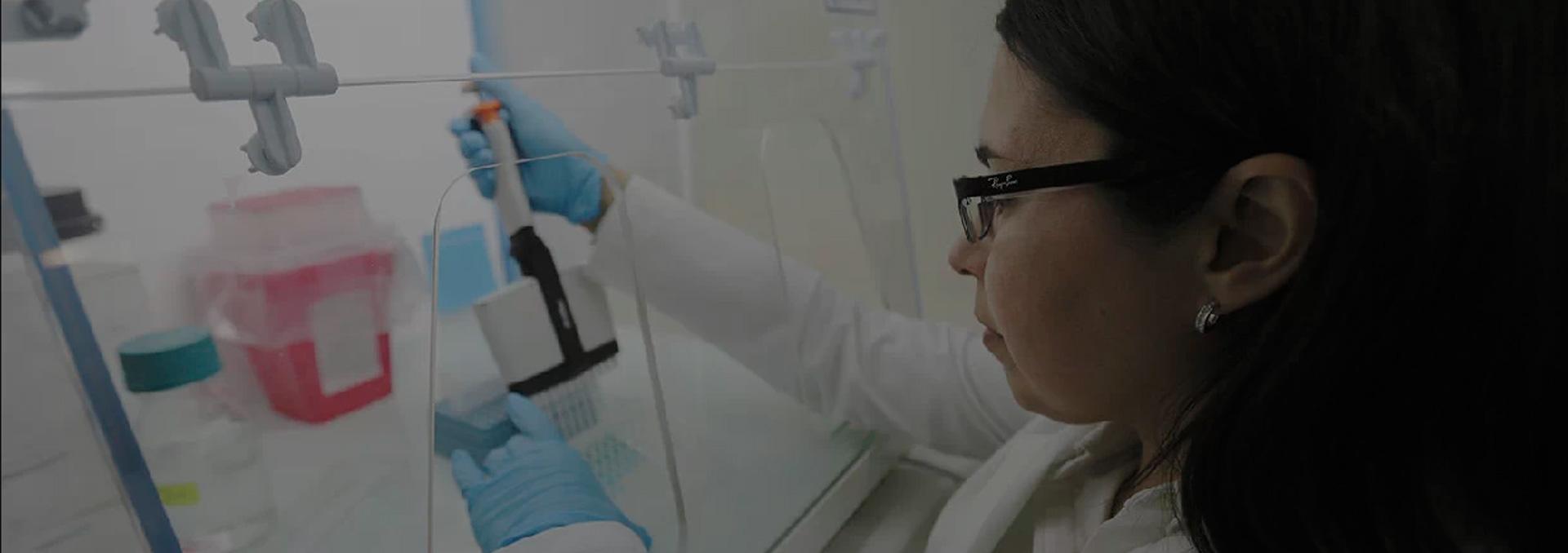 Test para detectar cinco virus respiratorios en dos horas