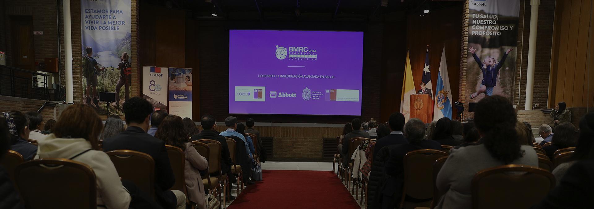 Consorcio en Biomedicina Clínico-Molecular llevó a cabo seminario