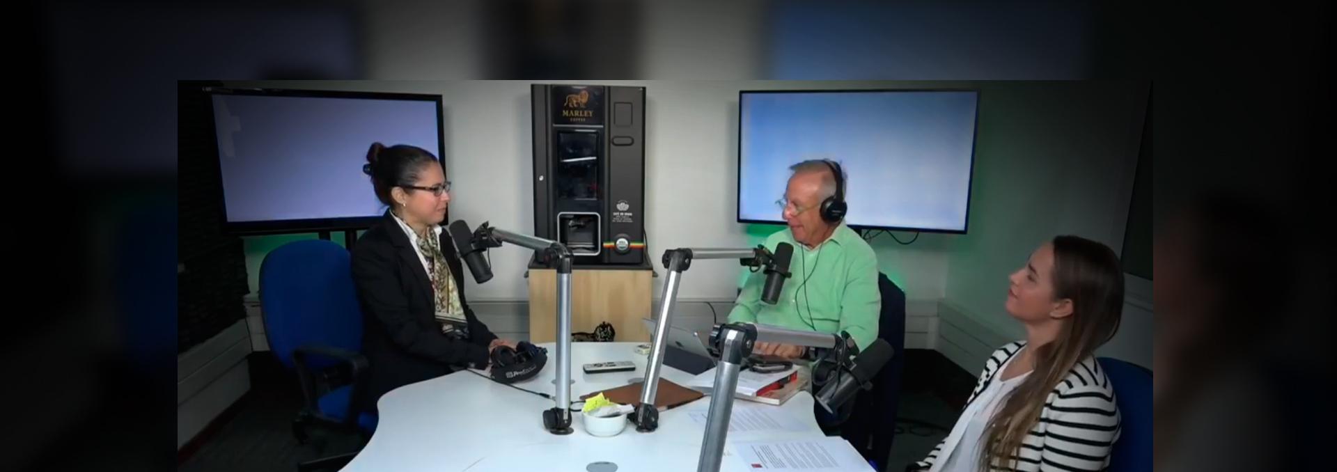Entrevistas Dra. Susan Bueno