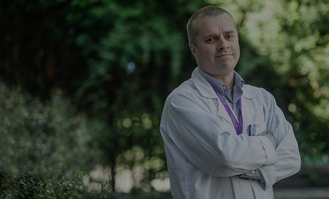 Interview with Dr. Hernán González