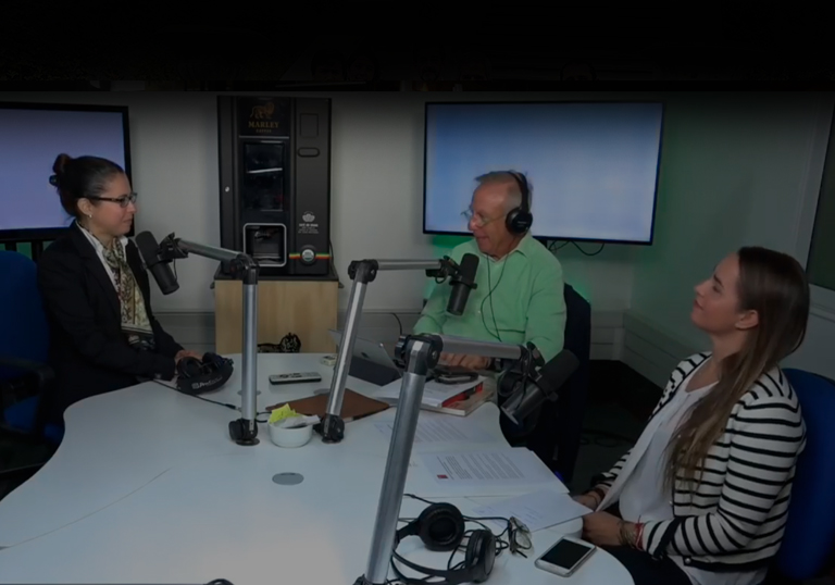 Interviews with Dra. Susan Bueno